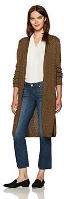 Pendleton Women's Marled Long Cardigan Sweater