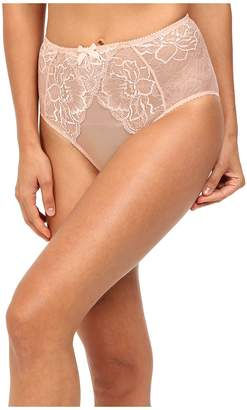 L'Agent by Agent Provocateur Leola High Waisted Brief Women's Underwear