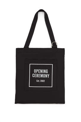 Opening Ceremony OC Logo Tote Bag