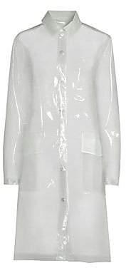 Rains Women's LTD Mirage Transparent Mackintosh
