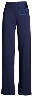 La Perla Long Flare Trousers