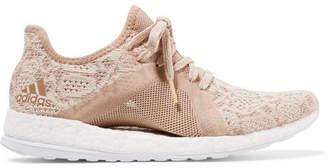 adidas Pure Boost X Element Primeknit Sneakers - Blush