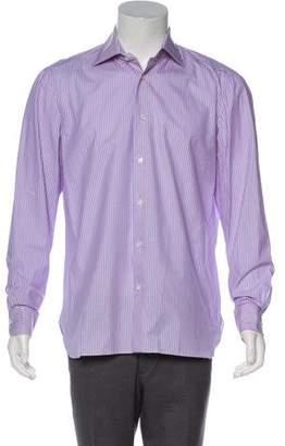 Borrelli Pattern Dress Shirt w/ Tags