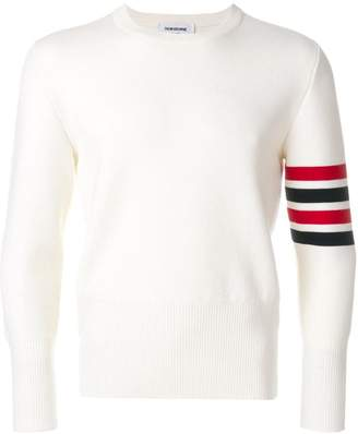 ceb43626f75 Thom Browne White Knitwear For Men - ShopStyle Australia