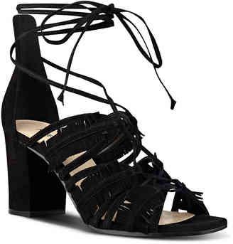 Women's Genie Sandal -Taupe $99.95 thestylecure.com