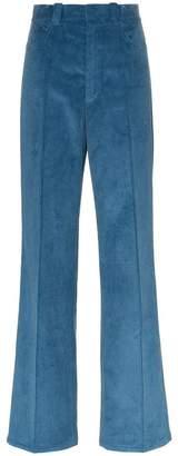 Helmut Lang Straight Leg Corduroy Trousers
