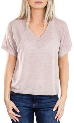 Fine Collection V Neck Sweater