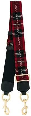 Marc Jacobs tartan bag strap
