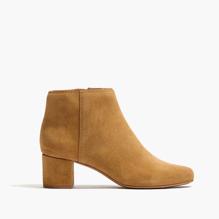 The Lucien Boot in Suede