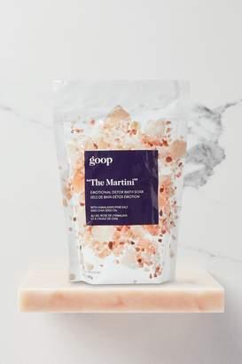 Goop Detox bath Martini