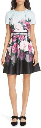 Ted Baker Wilmana Magnificent Skater Dress