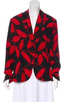 Marni Printed Silk Jacket
