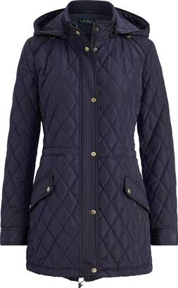Ralph Lauren Quilted Hooded Jacket