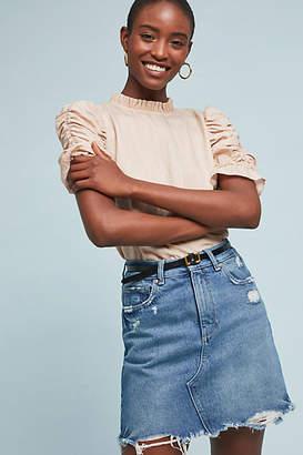 DL1961 Georgia Denim Mini Skirt
