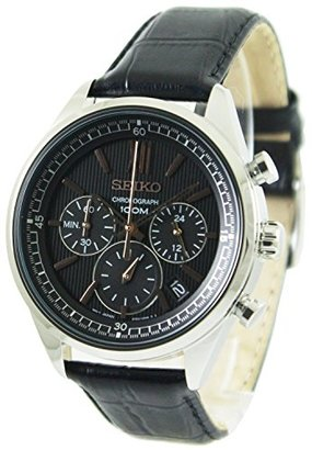Seiko (セイコー) - [セイコー]SEIKO 腕時計 QUARTZ CHRONOGRAPH クオーツ クロノグラフ SSB159P1 メンズ [逆輸入]