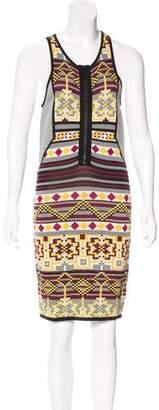 Yigal Azrouel Cut25 by Knee-Length Knit Dress w/ Tags