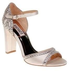 6bf123189bc Badgley Mischka Block Heel Sandals For Women - ShopStyle Canada