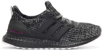 adidas Black and White Limited Edition Ultraboost Sneakers