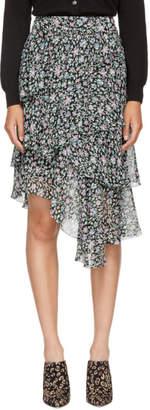 Etoile Isabel Marant Multicolor Jeezon Skirt
