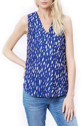 Loyal Hana 'Amanda' Print Maternity/Nursing Tank