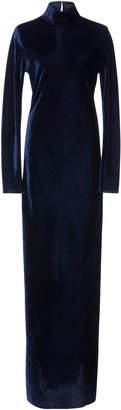 Nili Lotan Genevieve Velvet Dress