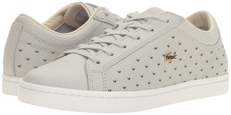 Lacoste - Straightset 117 3 Women's Shoes $124.95 thestylecure.com