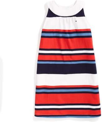 Tommy Hilfiger Sleeveless Stripe Dress