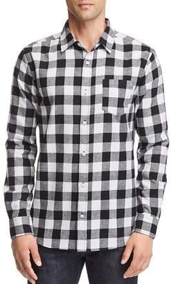 Buffalo David Bitton Pacific & Park Plaid Regular Fit Flannel Shirt - 100% Exclusive
