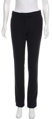 Yang Li Mid-Rise Wool Pants