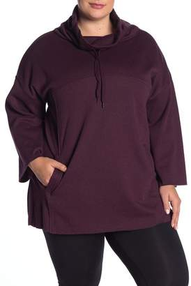 UGG Astrid Fleece Poncho Pullover (Plus Size)