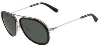 MCM 58mm Aviator Sunglasses $326 thestylecure.com