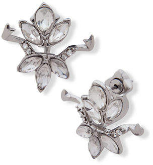 Jenny Packham Marquise Jacket Earrings