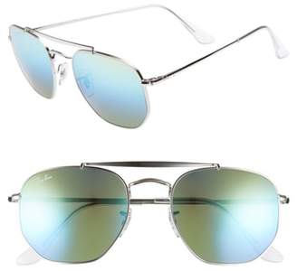 Ray-Ban Marshal 54mm Aviator Sunglasses