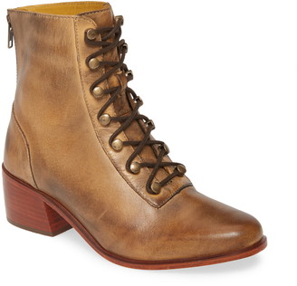 Free People Eberly Lace-Up Bootie