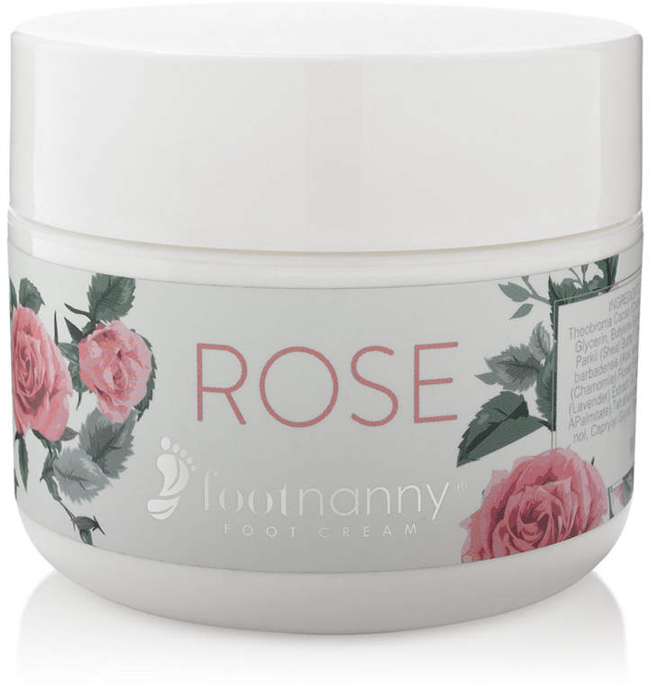 Footnanny Rose Foot Cream, 8-oz.