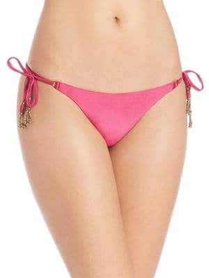 Vix Paula Hermanny Side-Tie Bikini Bottom