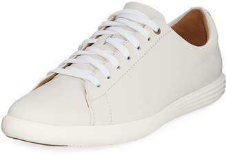 Cole Haan GrandPro Lace Oxford II Sneaker, White
