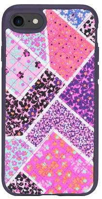 Vera Bradley Quilted Inlay iPhone 8 & iPhone 7 Phone Case