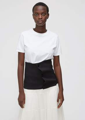 Jil Sander Wide Waist Belt