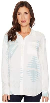 Pendleton Juniper Soft Shirt Women's Long Sleeve Button Up