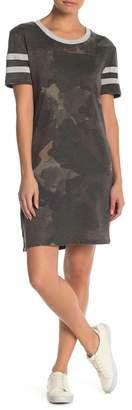 Alternative Short Sleeve Print Dress