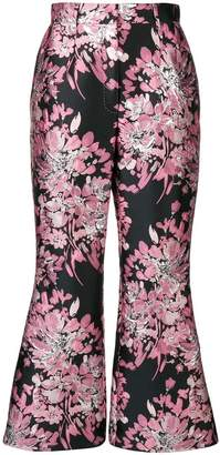 Dolce & Gabbana cropped flared trousers