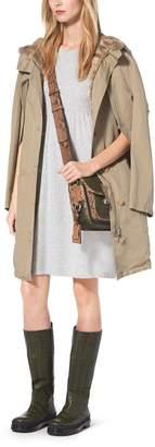 Michael Kors Knitted Empire Dress
