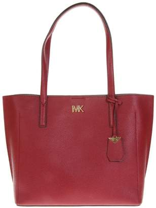 MICHAEL Michael Kors Red Leather Bag