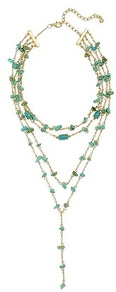 Women's Baublebar Mitra Layered Y-Necklace $38 thestylecure.com