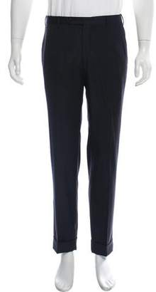 Zanella Wool Dress Pants