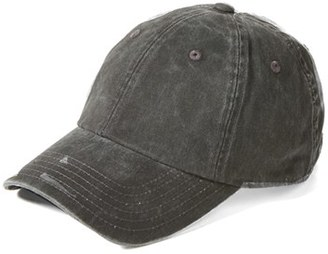 Women's American Needle Washed Baseball Cap - Black $26 thestylecure.com