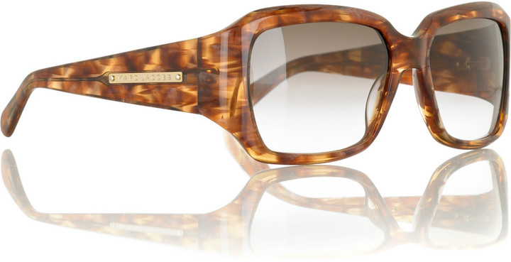 Marc Jacobs Tortoiseshell framed sunglasses