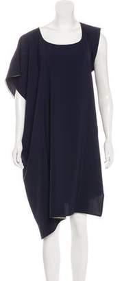 Aquascutum London Sleeveless Knee-Length Dress