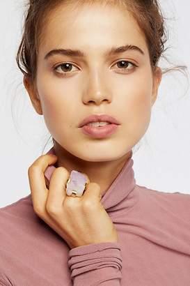 M.Liz Designs Large Raw Stone Ring